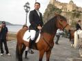 ischia cavallo Castello Aragonese