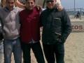 taormina con Pasquale Beretta e B. Messina